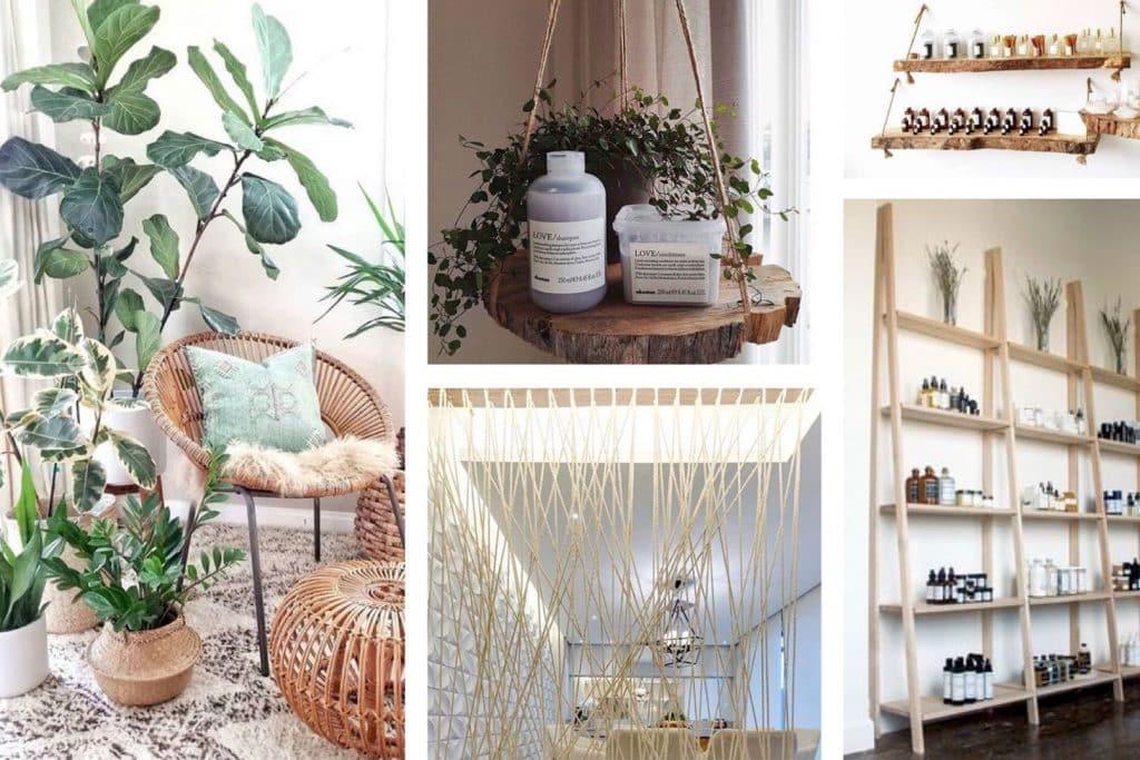 Concept inspirant, salon Maison Bis à Nantes