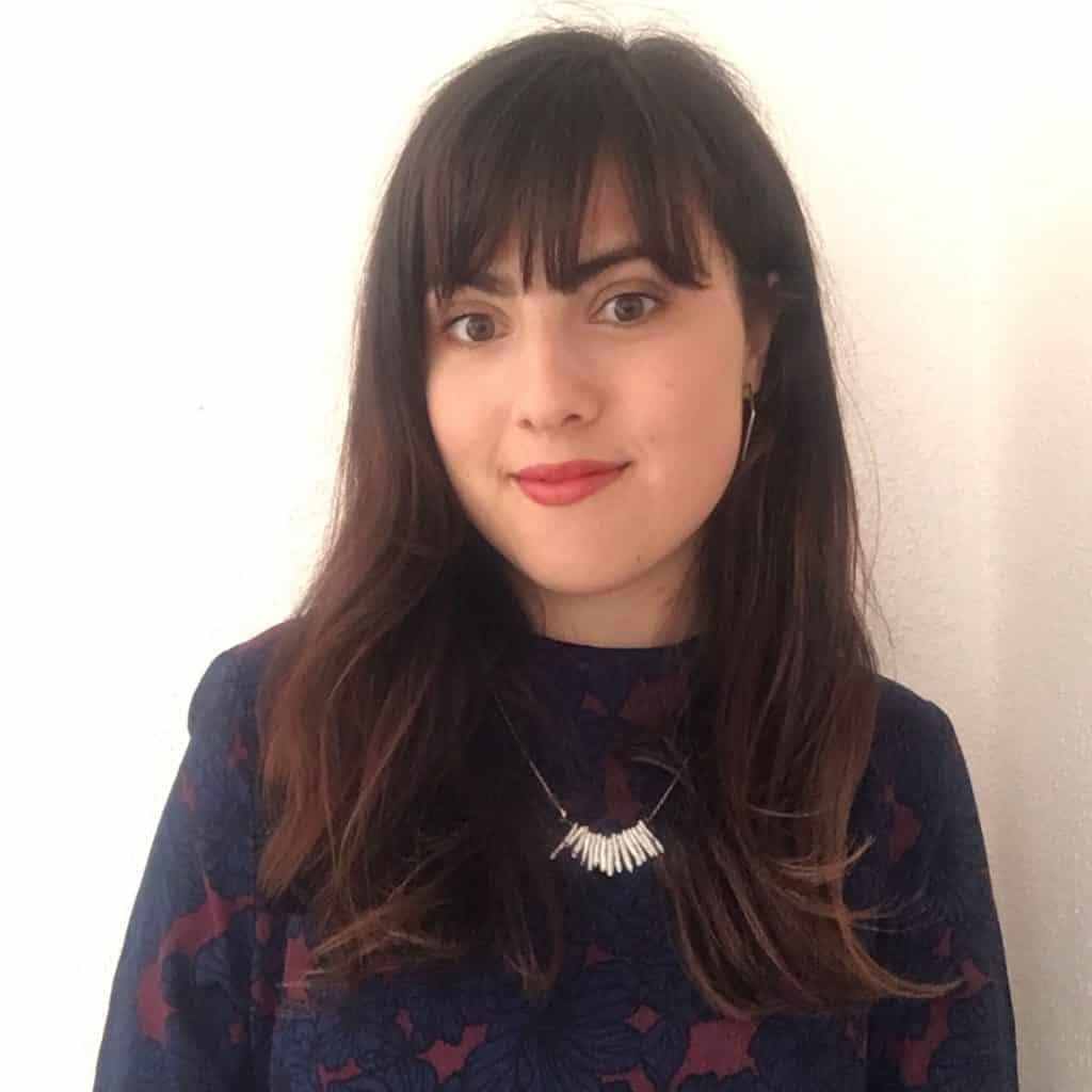 Sarah, coiffeuse à Maison Bis